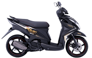 Harga Yamaha Xeon RC Dazzling Black
