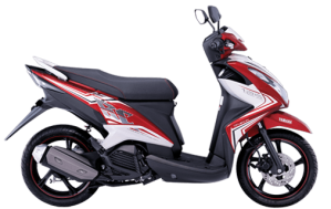 Harga Yamaha Xeon RC Victorius Red
