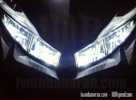headlamp Honda vario 150