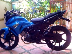 Honda cs1modifikasi