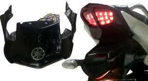 lampu rem bison variasi