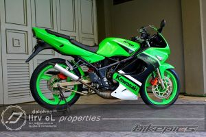 modifikasi ninja 150 rr  17