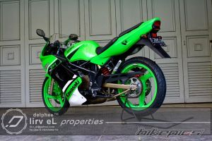 modifikasi ninja 150 rr  18