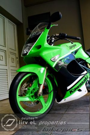 modifikasi ninja 150 rr   4