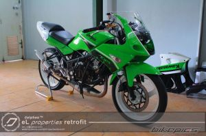 modifikasi ninja 150 rr  6
