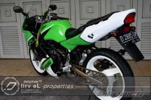 modifikasi ninja 150 rr  9