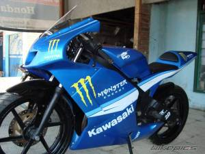 modifikasi ninja 150 rr blue 2