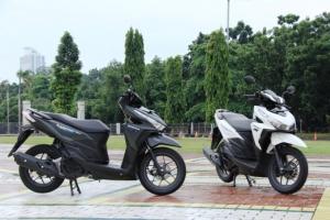 new-honda-vario-150-hitam putih