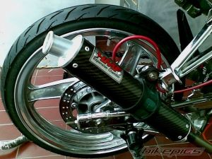 ninja 150 rr modifikasi 16
