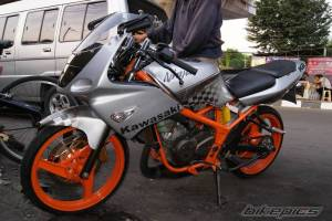ninja 150 rr modifikasi  18