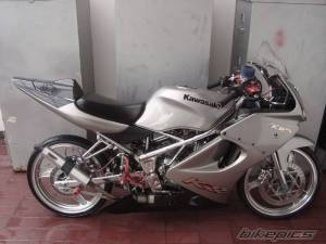 ninja 150 rr modifikasi 8