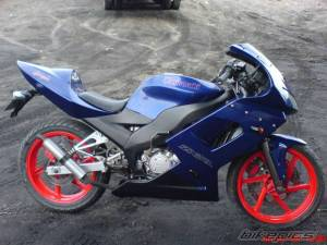 ninja 150 rr modifikasi