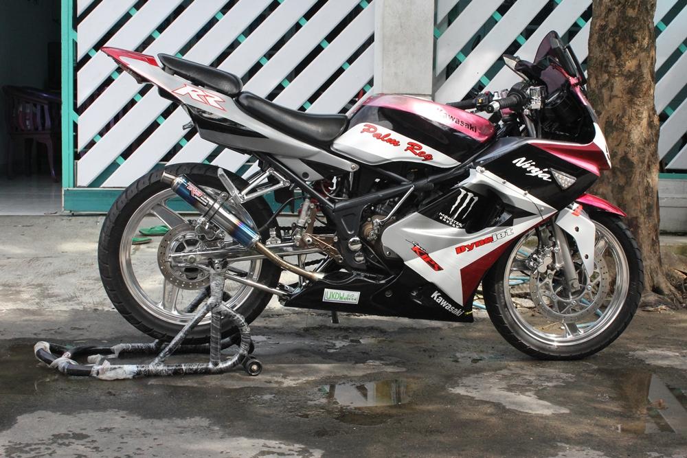 Ninja 2 Tak Modification W3 Motorblitz
