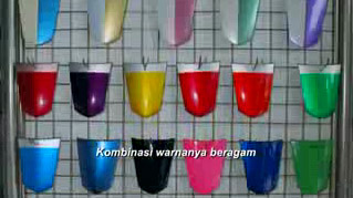 pilih warna honda paint shop