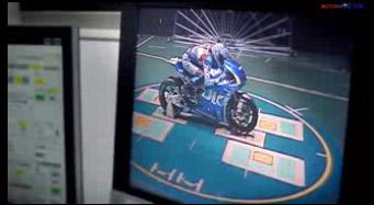 suzuki wind tunnel test rider motogp 2015