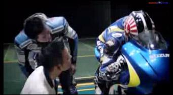 suzuki wind tunnel test riders motogp 2015