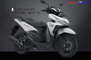 vario 150 exclusive pearl white