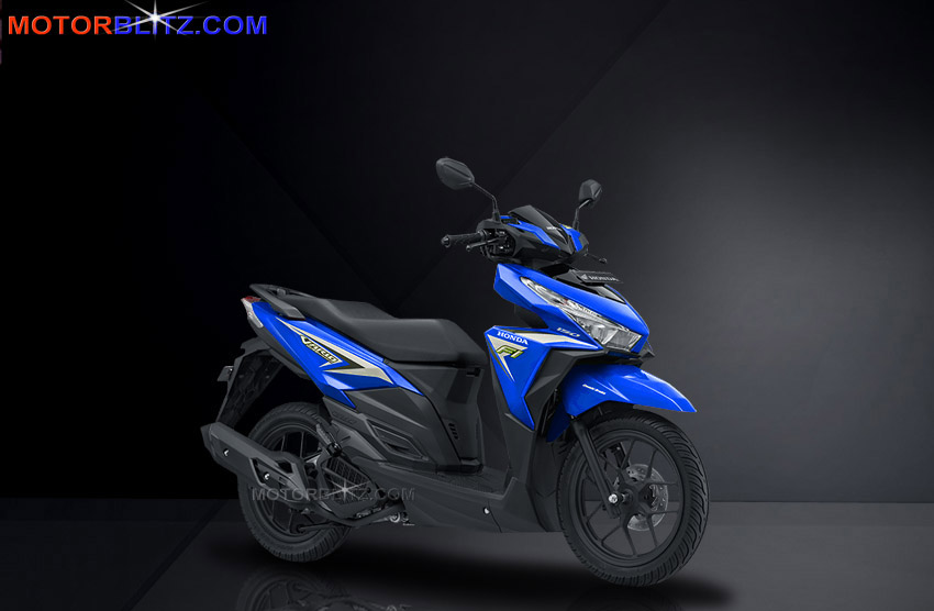 Warna Hijau Kuning Orange Biru Ungu Pink New Honda Vario 125
