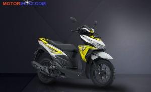 warna vario variasi putih kuning metal