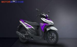 warna vario variasi putih ungu