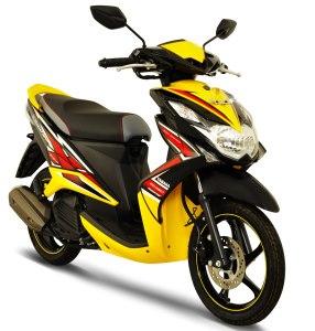 xeon rc125 kuning