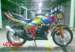 yamaha rxz 41
