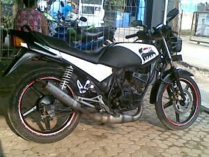 yamaha rxz 44