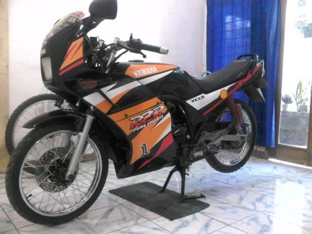 Yamaha RXZ – RZR Indonesia standar dan modifikasi  | MOTORBLITZ
