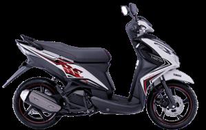 Yamaha Xeon RC Cosmic White