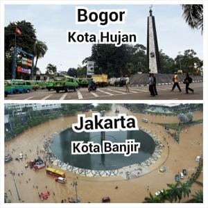 banjir jalan jakarta 2015 meme