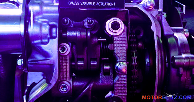cara kerja VVA Variable Valve Actuation