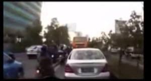Ichiro vs idiot bikers
