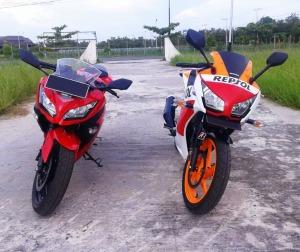 ninja 250 fi cbr150