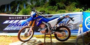 TEST WR250 PONDOK CABE JAKARTA