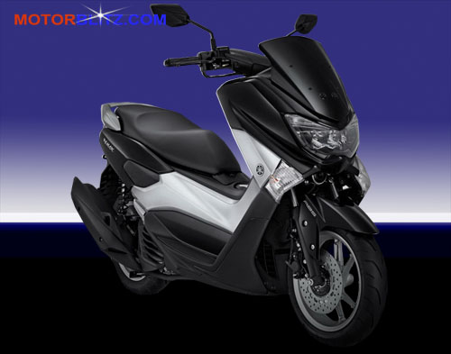 Warna Yamaha Nmax Hitam Motorblitz
