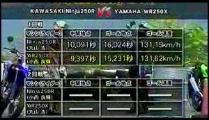 wr250x vs ninja 250r 7