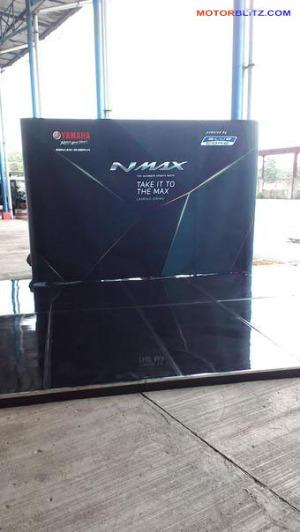 yamaha nmax launching sentul 2d