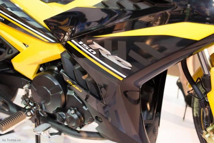 exciter t150 jupiter mx king 150 yellow_9