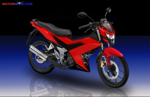 honda k56 sonic 150 CS150RS
