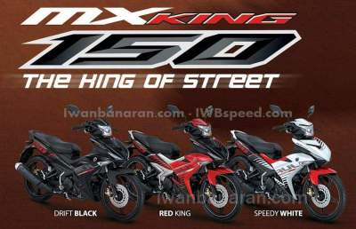 pilihan warna Jupiter mx king yamaha