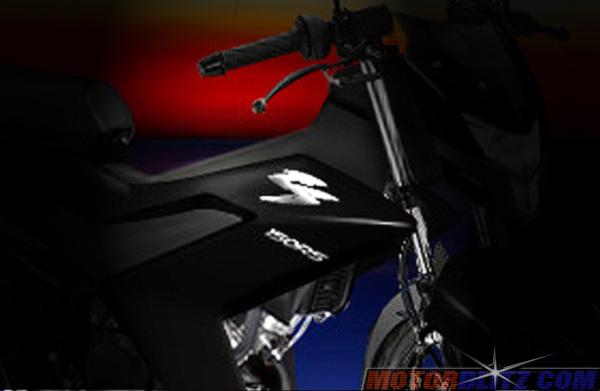 sonic 150 honda k56 black devil teaser