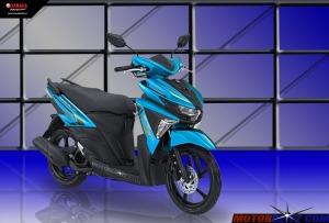 Soul GT warna biru cerah