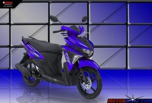 Soul GT warna biru ungu