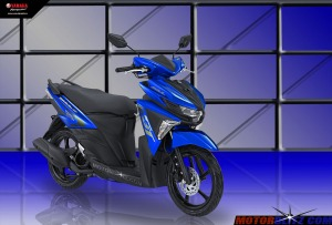 Soul GT warna biru