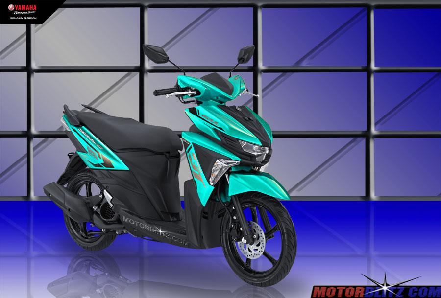 All New Yamaha Soul Gt Makin Nge Trend Gara Gara Ganti Warna
