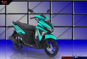 Soul GT warna bright blue