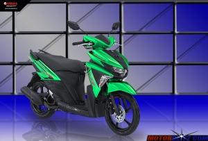Soul GT warna hijau anu 2