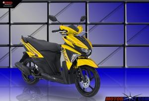 Soul GT warna kuning muda 2
