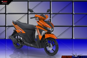 Soul GT warna orange 4