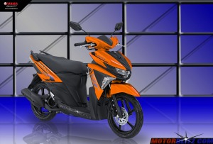 Soul GT warna orange 5